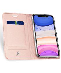 Dux Ducis Skin Pro Series Apple iPhone 11 Hoesje Roze Goud