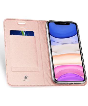 Dux Ducis Skin Pro Series Apple iPhone 11 Hoesje Roze Goud Hoesjes
