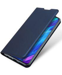 Dux Ducis Skin Pro Series Oppo Reno2 Flip Hoesje Blauw
