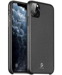 Dux Ducis Skin Lite Series Apple iPhone 11 Pro Max Hoesje Zwart
