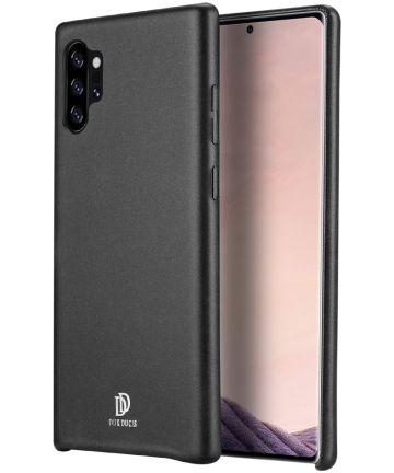 Dux Ducis Skin Lite Series Samsung Galaxy Note 10 Plus Hoesje Zwart Hoesjes
