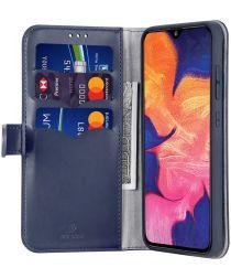 Dux Ducis Kado Series Samsung Galaxy A10 Portemonnee Hoesje Blauw