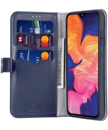 Dux Ducis Kado Series Samsung Galaxy A10 Portemonnee Hoesje Blauw Hoesjes
