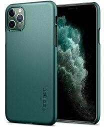 Spigen Thin Fit Apple iPhone 11 Pro Hoesje Groen