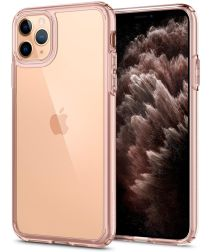 Spigen Ultra Hybrid Apple iPhone 11 Pro Hoesje Rose Crystal