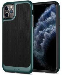 Spigen Neo Hybrid Apple iPhone 11 Pro Hoesje Midnight Green