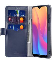 Dux Ducis Kado Series Xiaomi Redmi 8A Portemonnee Hoesje Blauw