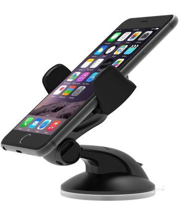 iOttie Easy Flex 3 Dashboard Auto Telefoonhouder Met Zuignap Zwart