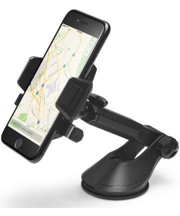 Spigen Kuel AP12T Dashboard Auto Telefoonhouder Met Zuignap Zwart Houders