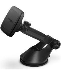 Spigen Kuel H35 Universele Verstelbare Auto Telefoonhouder Zwart