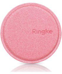 Ringke Metalen Plaatje voor magnetische houders - 2 Stuks Roze