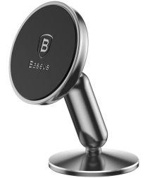 Baseus Magnetische Dashboard Telefoonhouder Met Zuignap Grijs