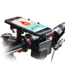 GUB G88 Universele Telefoonhouder Fiets met GoPro Mount Zwart