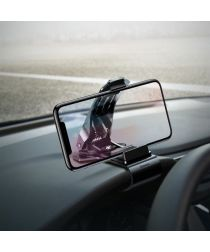 Baseus Direct-view Smartphone Houder Auto Dashboard Zwart