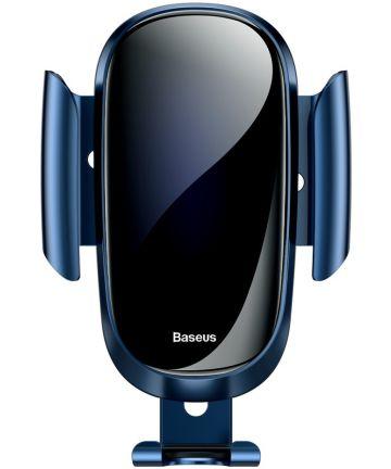 Baseus Future Gravity Verstelbare Telefoonhouder Blauw