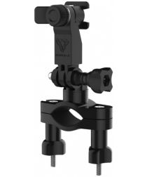Armor X X20 Universele Verstelbare Telefoonhouder voor Fiets Zwart