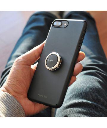 Ringke Smartphone Finger Ring Zwart