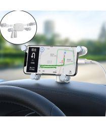 Baseus Gravity Horizontale Dashboard Auto Houder Wit