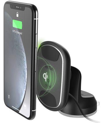 iOttie iTap Wireless 2 Dash Fast Charge Draadloos Laden Houder Zwart Houders