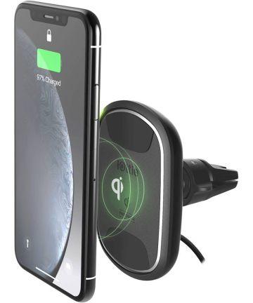 iOttie iTap Wireless 2 Vent Fast Charge Draadloos Laden Houder Zwart
