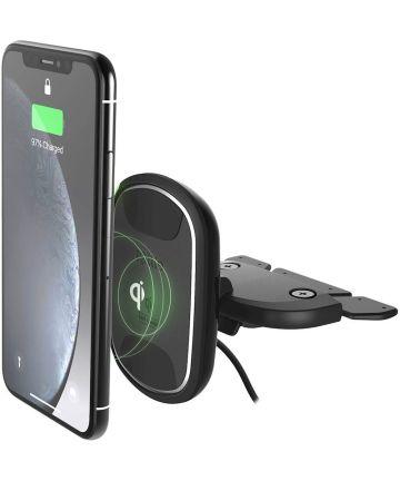 iOttie iTap Wireless 2 CD Fast Charge Draadloos Laden Houder Zwart