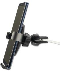 4smarts GRABBER 2.0 Ventilatierooster Auto Houder Zwart/Grijs