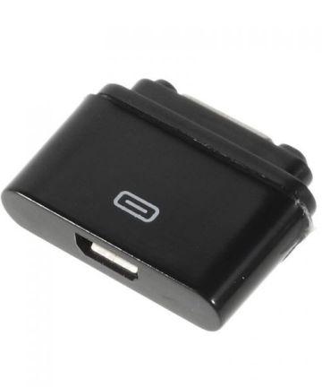 Sony Laadadapter Micro USB Naar Magnetische Poort Zwart