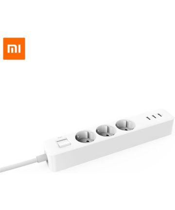 Xiaomi Power Strip 3 Stekkerdoos met USB Poorten Wit