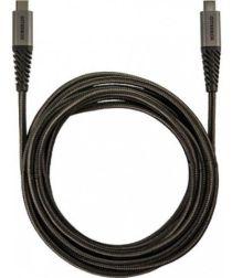 Otterbox USB-C naar USB-C 2.0 Robuuste Kabel 3M Zwart