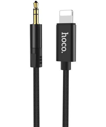 Hoco Sound Source Series Apple Lightning naar 3.5mm Mini-Jack Adapter