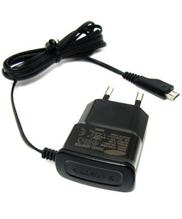 Originele Samsung Micro USB Oplader Zwart