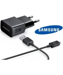 Originele Samsung Travel Adapter Micro-USB Oplader 2A Zwart