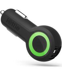 iOttie RapidVOLT Max Dubbele USB Autolader