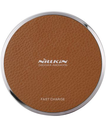Nillkin Wireless Fast Charger 10W Bruin Opladers