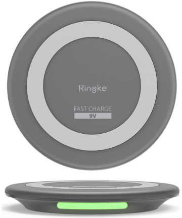 Ringke Wireless Charger Draadloze Oplader 9 Volt Fast Charge