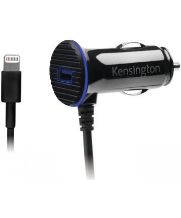 Kensington Powerbolt iPhone Autolader met extra USB poort 3.4A