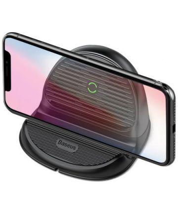 Baseus Desktop Wireless Fast Charger 10W Zwart