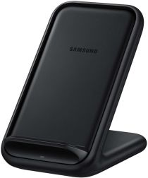 Originele Samsung Wireless Charging Stand Fast Charge Oplader Zwart