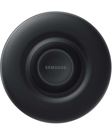 Samsung Wireless Charger Pad Fast Charge Oplader Zwart Opladers