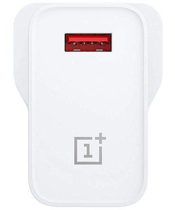 Originele OnePlus Warp USB 30W Thuislader Wit