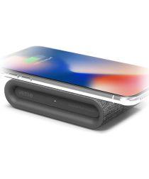iOttie iON Wireless Plus Fast Charge Draadloze Oplader Donker Grijs
