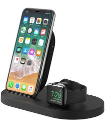 Belkin BOOST↑UP Draadloze Oplader Apple iPhone / Apple Watch Zwart