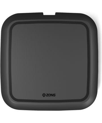 Zens Snelle Universele Draadloze Oplader 10W Zwart   GSMpunt.nl