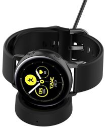 Samsung Galaxy Watch Active Dock Draadloze Oplader Zwart