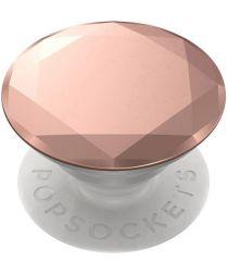 PopSockets PopGrip Metallic Diamond Roze Goud