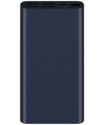 Xiaomi 2S Powerbank met LED Indicator 10000 mAh Blauw