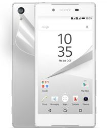 Sony Xperia Z5 Matte Anti Fingerprint Back Protector Film