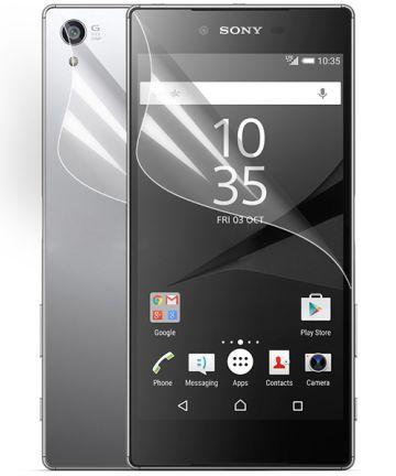 Sony Xperia Z5 Premium Display Folie voor- én achterkant