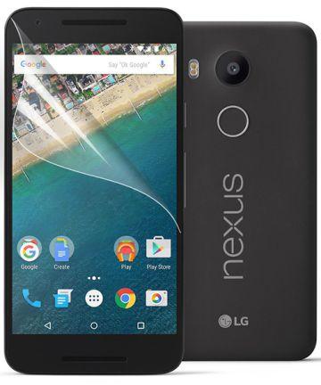LG Nexus 5X Display Folie Screen Protector