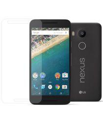 LG Nexus 5X Tempered Glass